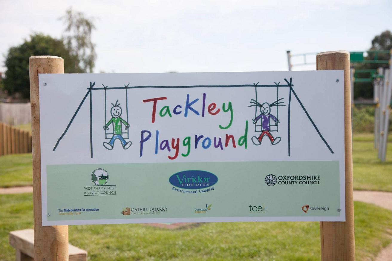Tackley playground1