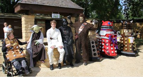 Sci Fi weekend at Fairytale Farm